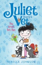 Juliet nearly a vet The great pet plan