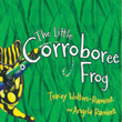 The Little Corroboree Frog
