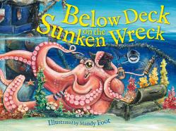 Below Deck on the Sunken Wreck