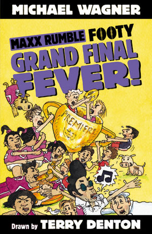 Maxx Rumble Footy 9 : Grand Final Fever!